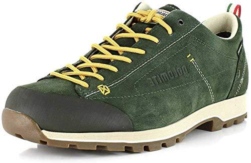 DOLOMITE Zapato Cinquantaquattro Low GTX, Zapatillas Unisex Adulto, Ivy Green, 48.5 EU