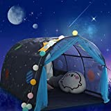 Traumzelt Bettzelt Mädchen Jungen Kinder Tunnel Für Hochbett Bett Zelt Spielbett Etagenbett Dream Tent Kinder Schlafzimmer Dekoration Tent Für Kinder - 2
