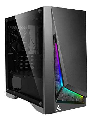 Gehäuse Antec Gamer Dark Phantom DP301M Micro Tower Schwarz Retail