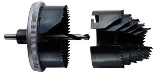 Preisvergleich Produktbild HAWERA Lochsäge set 6 tlg. 120151