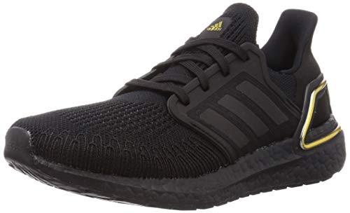 adidas Ultraboost 20 - Zapatillas de running para hombre, color Negro, talla 44 EU