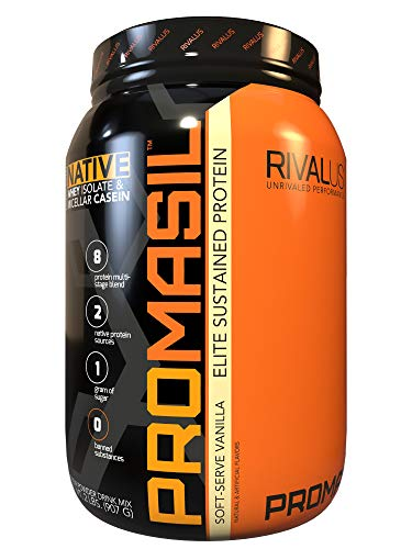 Rivalus Promasil Supplement, Vanilla, 2 Pound