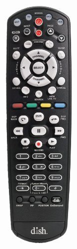 Dish Network 40.0 Remote Control for Hopper/joey Receivers by Dish Network [並行輸入品]
