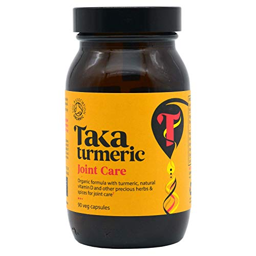 Taka Turmeric Organic Joint Care Capsules, 90 g