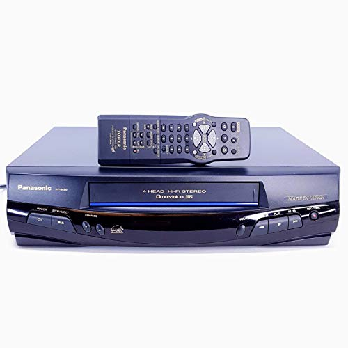 Panasonic PV-8450 Video Cassette Recorder