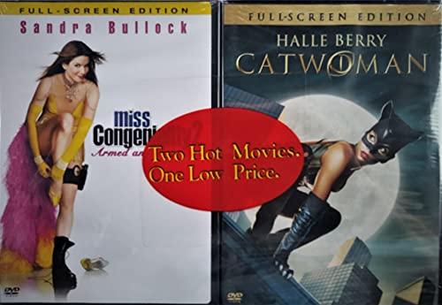 Miss Congeniality 2/Catwoman (Full Screen)