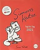 Simons Katze Tagesabreißkalender 2021