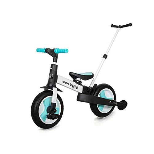 三輪車 折りたたみ 多機能 自転車 折りたたみ べネべネ ベントライク BENEBENE BEN TRIKE M700 乗り物 おもちゃ キッズ 乗りもの 子供用 幼児三輪車 軽量 (ブルー)