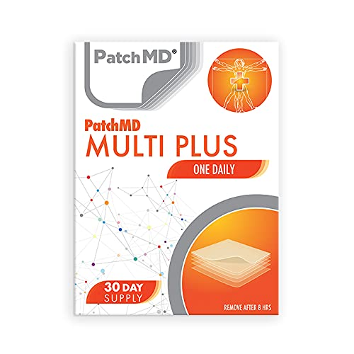 PatchMD - Multivitamin Plus Patches - Pack of 2