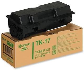 87800713 Kyocera TK-17 Black Toner - Black - Laser - 6000 Page - 1 Each