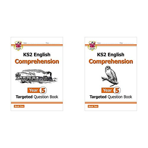 KS2 English Targeted Question Book: Year 5 Comprehension - Book 1 & 2 Bundle