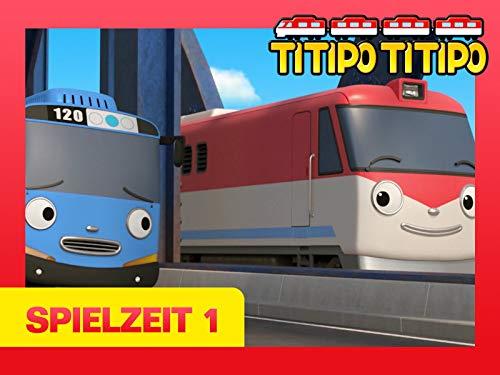 Spielzeit 1 - Titipo und Tayo