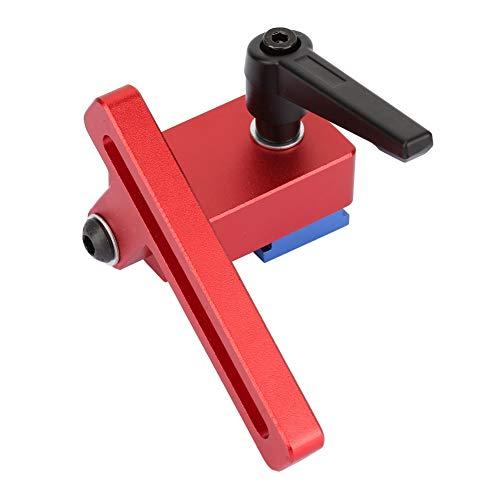Kit de herramientas de carpintería, firme, práctico, duradero, ergonómico, cuchillo de extracción, herramienta de carpintería, riel de inglete, cerca de inglete para carpintería, riel en T
