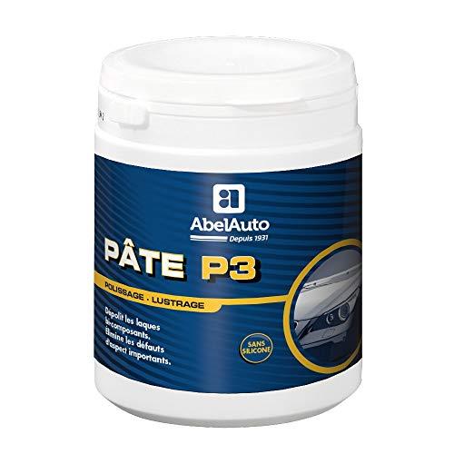 Pâte de Dépolissage P3 1kg-ABELAUTO