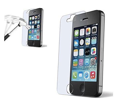 Displaybeschermfolie van gehard glas voor smartphone tegen stoten en vallen voor iPhone 4/4S