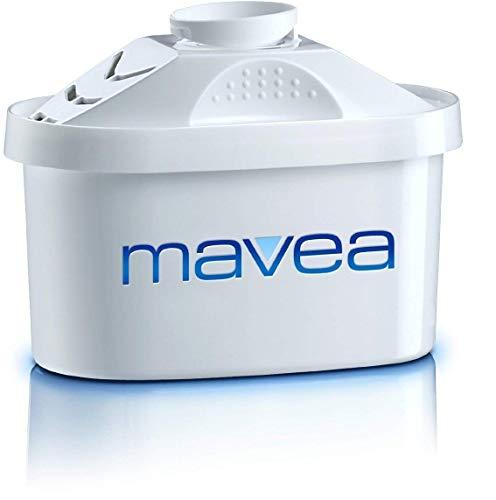 MAVEA Maxtra 1001122 Ersatzfilter für MAVEA Wasserfiltrationskrug, 12 Stück