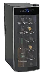 Avanti 12 bottle countertop wine cooler