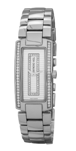 Raymond Omdat Watches dameshorloge Shine analoog kwarts leder 1500-ST1-42381