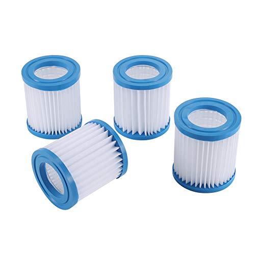 YOUNGE 1/2 / 4Pcs Pompe de filtration pour 300 GA, pompe de filtration de piscine, 4pcs