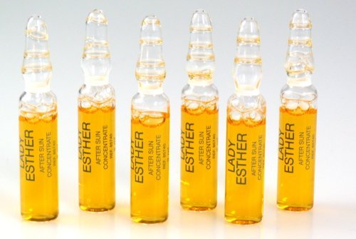 Lady Esther Cosmetic After Sun Concentrate Amp. 6x2 ml