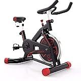 Cxraiy-SP Spinning Bike Indoor Kleines Fahrrad Professionelles Heimtrainer Fahrrad Coach