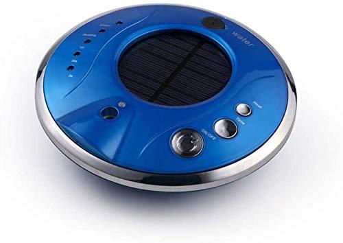 LY88 Limpieza del Coche Purificador de Aire del Coche Humidificador de Aroma de Iones Negativos Desodorante del Coche Atomización Azul Generador de ozono