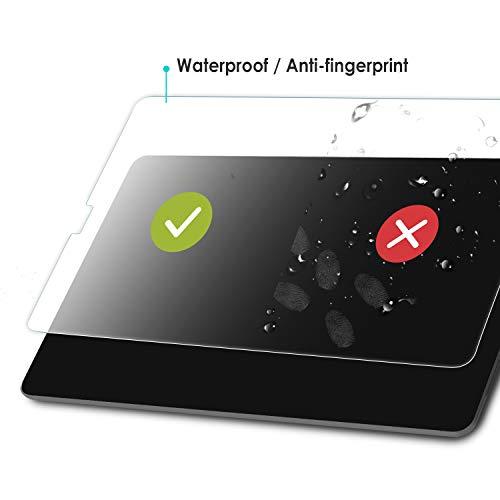WD&CD 2 Pack Panzerglas Schutzfolie kompatibel mit Lenovo Tab M10 Plus 2020, 10.3