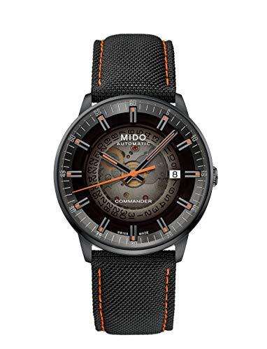 MIDO Commander II M021.407.37.411.00 1