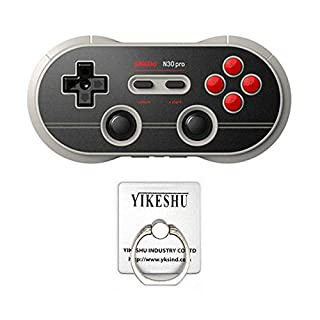 8BitDo N30 Pro 2 Wireless Bluetooth Gamepad Game Controller with Joystick for Windows, MacOS, Android, Steam and Raspberry Pi (B01MZZKNLD)   Amazon price tracker / tracking, Amazon price history charts, Amazon price watches, Amazon price drop alerts
