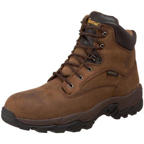 "Chippewa Men's 6"" Waterproof Comp Toe 55161 Lace Up Boot,Apache,11 M US"