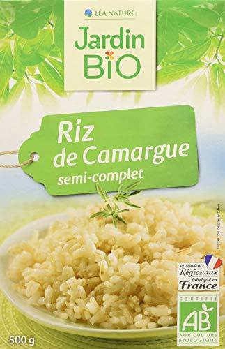 Jardin Bio Riz de Camargue Semi-Complet 500 g