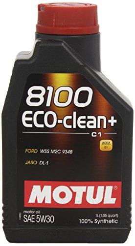 MOTUL  8100 Eco-clean+ 5W30 / 1Liter