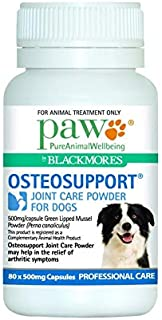 PAW Osteosupport for Dogs 80tabs Hip & Joint Care