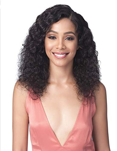 Bobbi Boss Unprocessed Virgin Remy Bundle Hair Full Lace Wig BNGLWNC20 NATURAL CURL 20