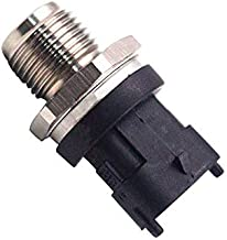 I-Joy 0281006365 Fuel Rail Pressure Sensor for Dodge Cummins 2007-2012 Man Volvo 6.7L Replaces 0281002652 High Performance