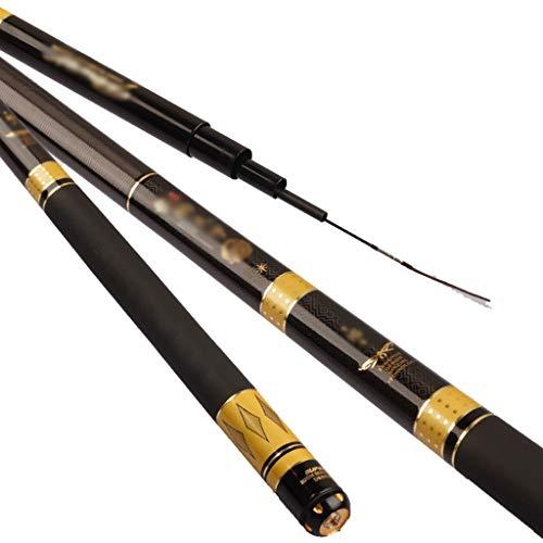 Stellen Sie Die Plattform Der Angelrute Black Pit So EIN, DASS Sie Große, Leichte Und Harte Angelgegenstände Fischen Können. Angelgeräte (3,6-5,7 Meter) (größe : 4.5)