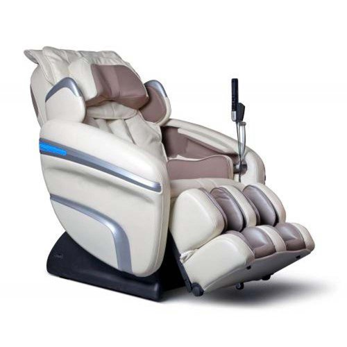 Osaki OS-7200H 'Zero Gravity' Massage Chair - Cream
