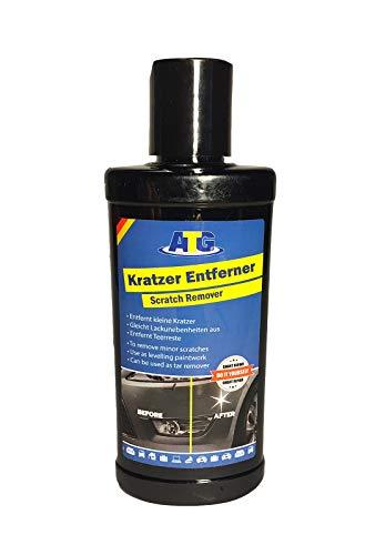 ATG Reparador de arañazos para coche 135 ml, Scratch Remover Repair Set, Quita arañazos para coche, Car Scratch Remover para el cuidado de la pintura, reparación de arañazos