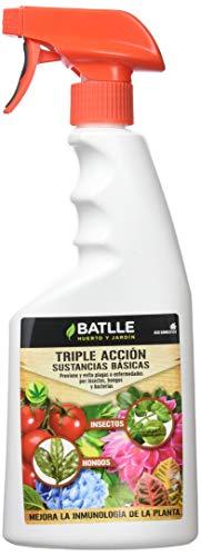 Batlle 730061UNID, Espray triple acción sustancias básicas, 400ml