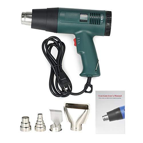 Pistola de Calor de Alta Calidad LCD Digital de Temperatura Controlada Pistolas...