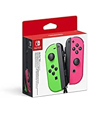 Nintendo Joy-Con Pair, Neon Green/Neon Pink