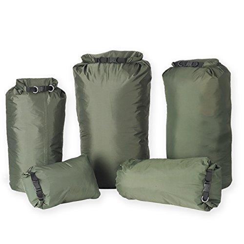Snugpak 4002508-SSI Dri-Sak Original Vert olive Taille S