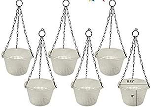 Khoji Orchid Hanging Pot - Set of 6