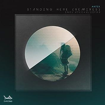 Standing Here (Remixes)
