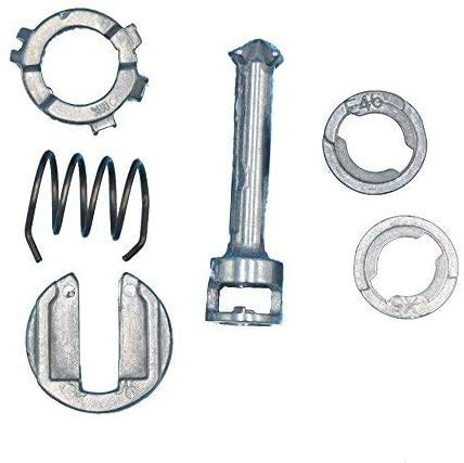 Door Cylinder Barrel Repair Kit Compatible With BMW E46 3 Series Front Left or Front Right