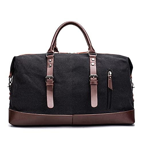 Borse da viaggio, Weekender Carry on per le donne, borsa sportiva, weekend Getaway, grande capacità, borsa in pelle Carry On Bag