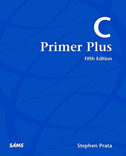 C Primer Plus (5th Edition)