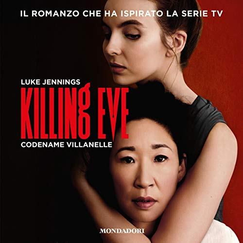 Killing Eve cover art
