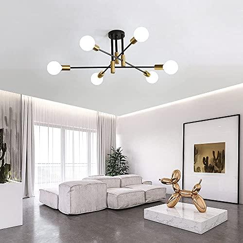 DAXGD Lámparas de araña