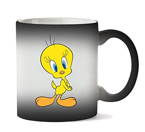 YoBrand Tweety Bird Tasse Hitze Farbwechsel
